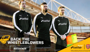 Betfair   Back the Whistleblowers