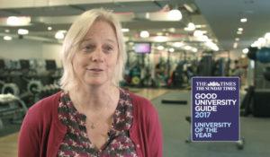 Technogym & The University of Leeds
