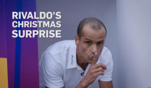 Rivaldo's Christmas Surprise